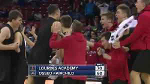Lourdes Academy mounts comeback to earn shot at Division 4 title [Video]