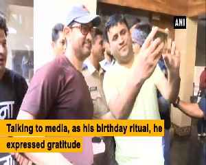 Aamir Khan announces his next film Lal Singh Chaddha on his birthday [Video]