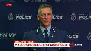 NZ police say four detained after mass shootings at mosques [Video]