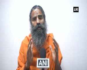 Baba Ramdev requests people to boycott Chinese products [Video]