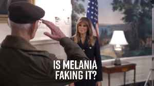 #FakeMelania: How Trump made a conspiracy theory worse [Video]