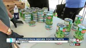 Community Cooperative, NFL player help hungry veterans in Cape Coral [Video]