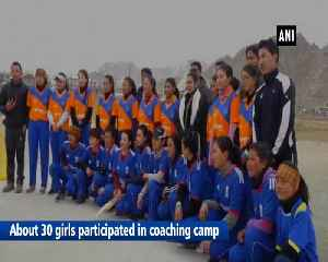15-day cricket coaching camp for girls conclude in Leh [Video]