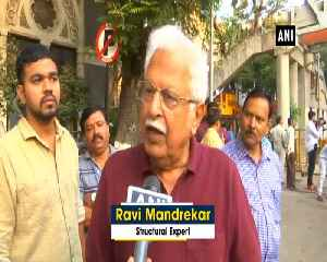 News video: Mumbai Bridge Collapse Repair work should have been done within 2-3days Structural Expert