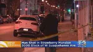 Police Search For Gunman After Shooting In Strawberry Mansion [Video]