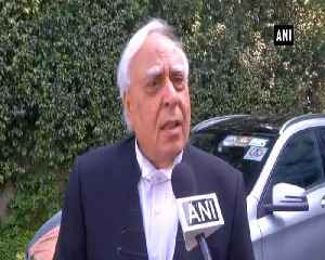 one of surgical strikes of PM Modi is also the surgical strike on honest data in this country Kapil Sibal [Video]