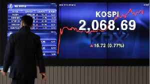 Global Stocks Boosted By Trade Talks [Video]