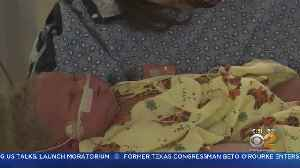 Upstate Family Welcomes 15 Pound Baby [Video]