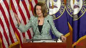 Nancy Pelosi Doesn't Want to Talk About Impeachment. The Democrats May Not Be Able to Resist It [Video]