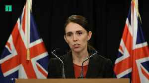 News video: New Zealand Prime Minister On Mosque Massacre