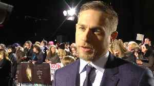 Charlie Hunnam to teach yoga class at Comic Con event [Video]