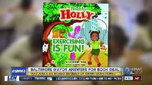 Baltimore Mayor defends $100,000 book deal revenue following controversy [Video]