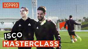 Isco Explains How To Be The Perfect Number 10 | The Ultimate Masterclass [Video]
