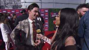 Drake Bell Reveals Reboot Secrets At iHeartRadio Awards [Video]