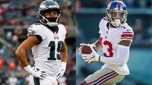 Peter Schrager: Wide receiver Golden Tate might fit the New York Giants 'better' than Odell Beckham Jr. did [Video]
