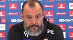 Nuno: Consistency key for Wolves [Video]