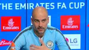 Pep: It's 50/50 against Spurs [Video]