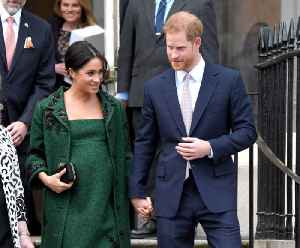 Meghan Markle's 'Maternity Leave' Has Officially Begun [Video]