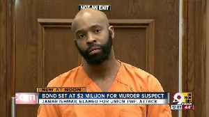 Bond set at $2 million for homicide suspect [Video]