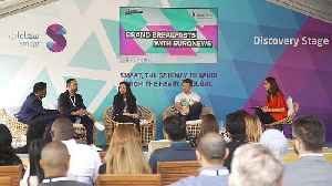 What were the latest trends in advertising showcased at Dubai Lynx? [Video]