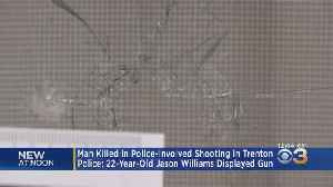 Man Killed In Police-Involved Shooting In Trenton [Video]