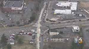 Diesel Fuel Spill Closes Mayor Intersection In Delaware County [Video]