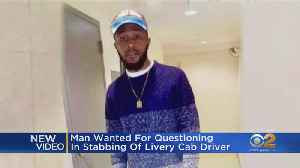 Video Shows Man Sought In Stabbing Of Uber Driver In The Bronx [Video]