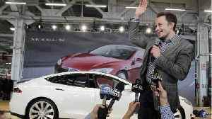 Elon Musk Praises Tesla's Rivals [Video]