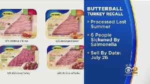 Butterball Recalls 39 Tons Of Turkey Products On Salmonella Fears [Video]