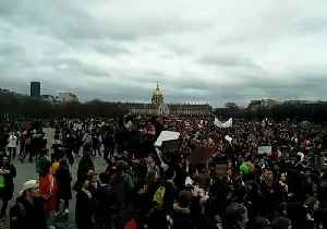 Thousands Gather in Paris for Youth 'Climate Strike' [Video]