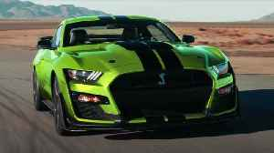 Ford unveils lime green Mustang option in time for St. Patrick's Day [Video]