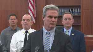 Web Extra: Worcester DA On Charges In Firefighter Murder [Video]