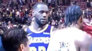 LeBron James Caught TAMPERING On Video Telling Kawhi Leonard 'We'll Be In Touch