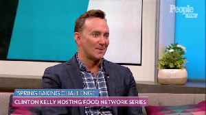 Clinton Kelly Reveals the Hardest Thing About Hosting 'Spring Baking Championship'... and It May Surprise You [Video]