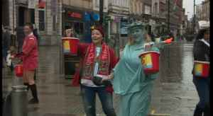 News video: Cardiff ready for Grand Slam party