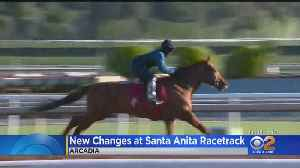 Meeting With Santa Anita Horse Trainers Gets Underway [Video]