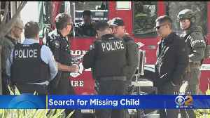 Search Continues For Missing Corona Boy, Parents In Custody [Video]