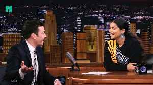 News video: Lilly Singh Makes Late-Night History