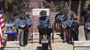 Full news conference: Colorado State Patrol honors memory of Trooper killed during Wednesday's blizzard [Video]