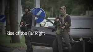 News video: New Zealand terror: The rise of the far right