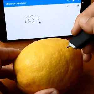 New stylus can write on any surface and immediately send the notes to your phone [Video]