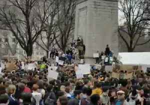Youth Climate Protesters Join Worldwide 'Strike' in Central Park March [Video]