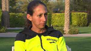 Web Extra: Des Linden On New Coach And Boston Marathon Title Defense [Video]