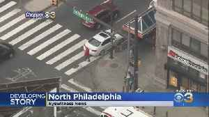 Woman Hospitalized After Being Stabbed Multiple Times At SEPTA Station [Video]