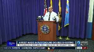 Cherry Hill woman arrested in playground shooting of 11-year-old boy and mother [Video]