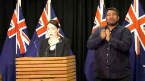 News video: New Zealand's Jacinda Ardern: 'Our Gun Laws Will Change'