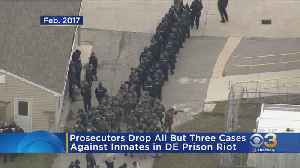 Prosecutors Drop All But 3 Cases Against Inmates In Deadly Prison Riot [Video]