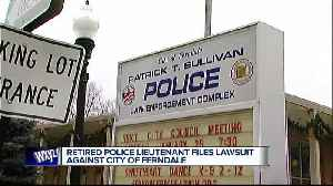 LAWSUIT: Former Ferndale Police chief feared 'black man' would become new chief [Video]
