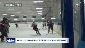 Investigation into racial taunting in youth hockey game [Video]