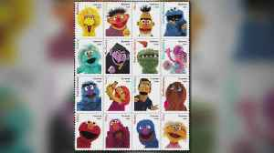 Sesame Street Stamps Coming Soon From USPS [Video]